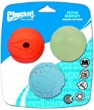 Canine Hardware Chuckit! Fetch Medley Balls 3-Pack