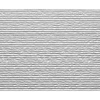 Kunstplaat marmer travertin 3D van polystyreen wit 150 x 50 cm dikte 2 cm