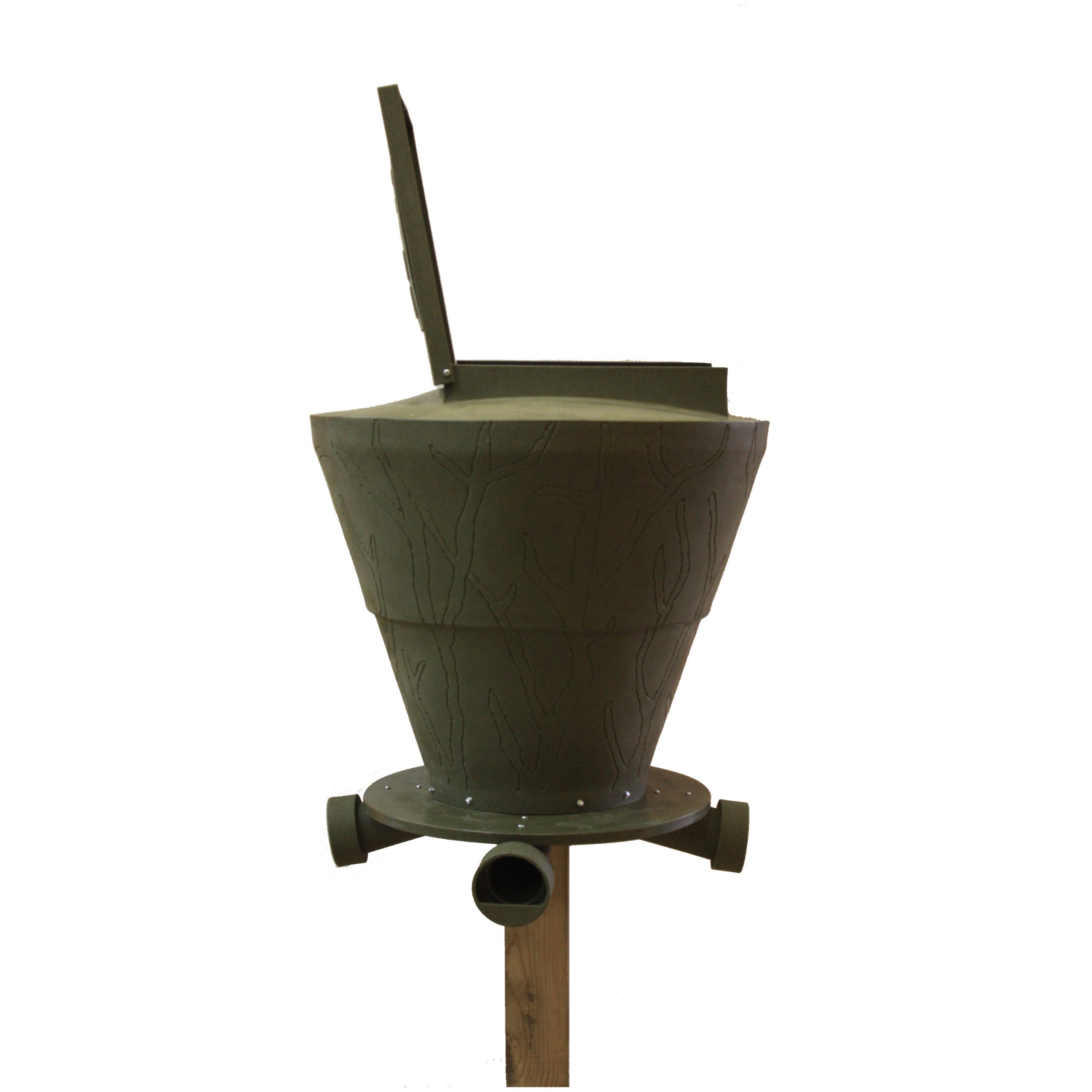 Banks Outdoors Feed Bank 600-lb. Gravity Feeder
