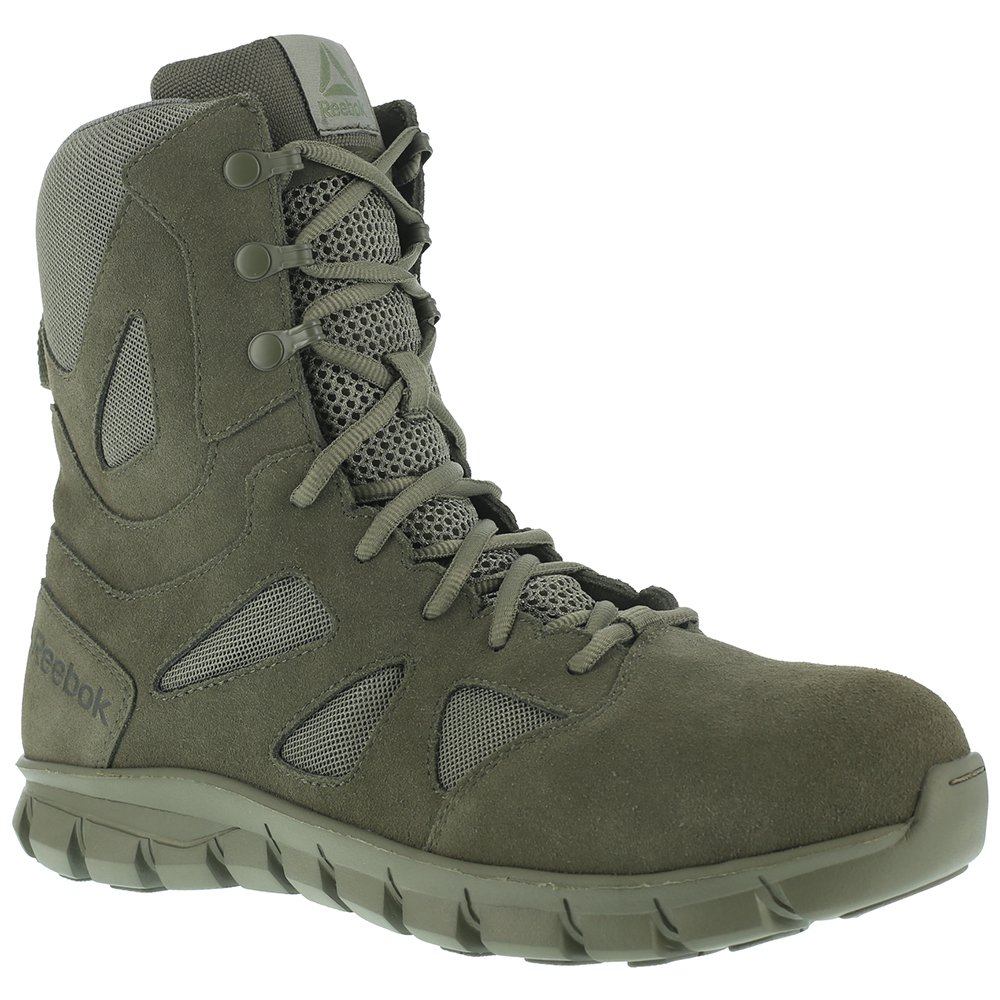 f7f213ca2fd2a5 Amazon.com  Reebok Men s Sublite Cushion Tactical RB8881 Military Boot   Shoes