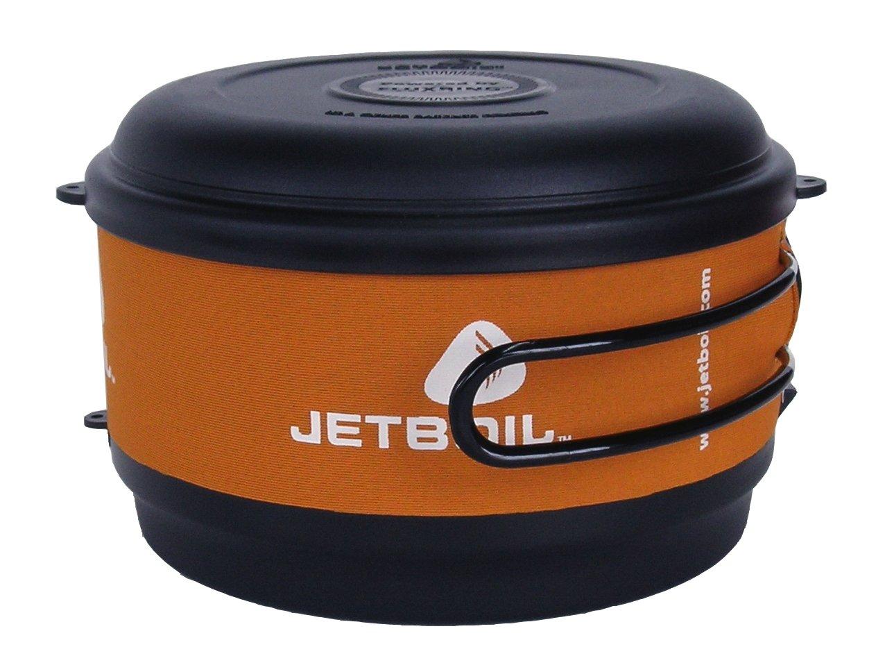 Jetboil Kochtopf FluxRing, Orange, One Größe, CCP150-EU