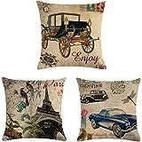 Amazon.com: XIECCX - Fundas de almohada decorativas para ...