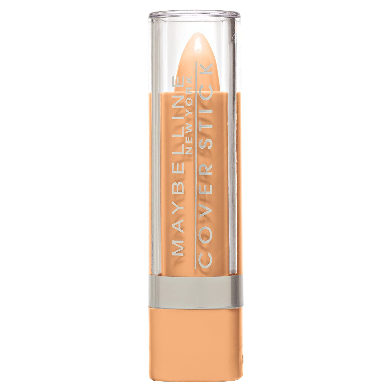 Maybelline New York Cover Stick Concealer, Medium Beige, Medium 1, 0.16 Ounce : Beauty
