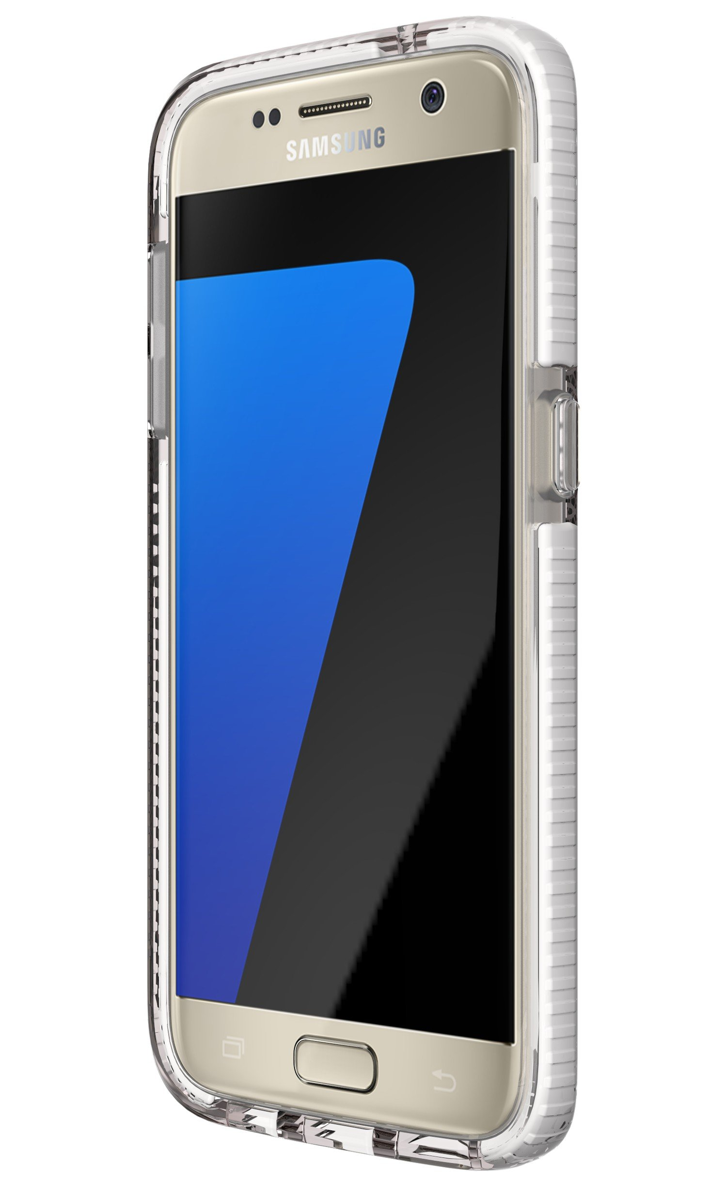 Tech21 Evo Check Case for Galaxy S7 - Clear/White by tech21 (Image #2)