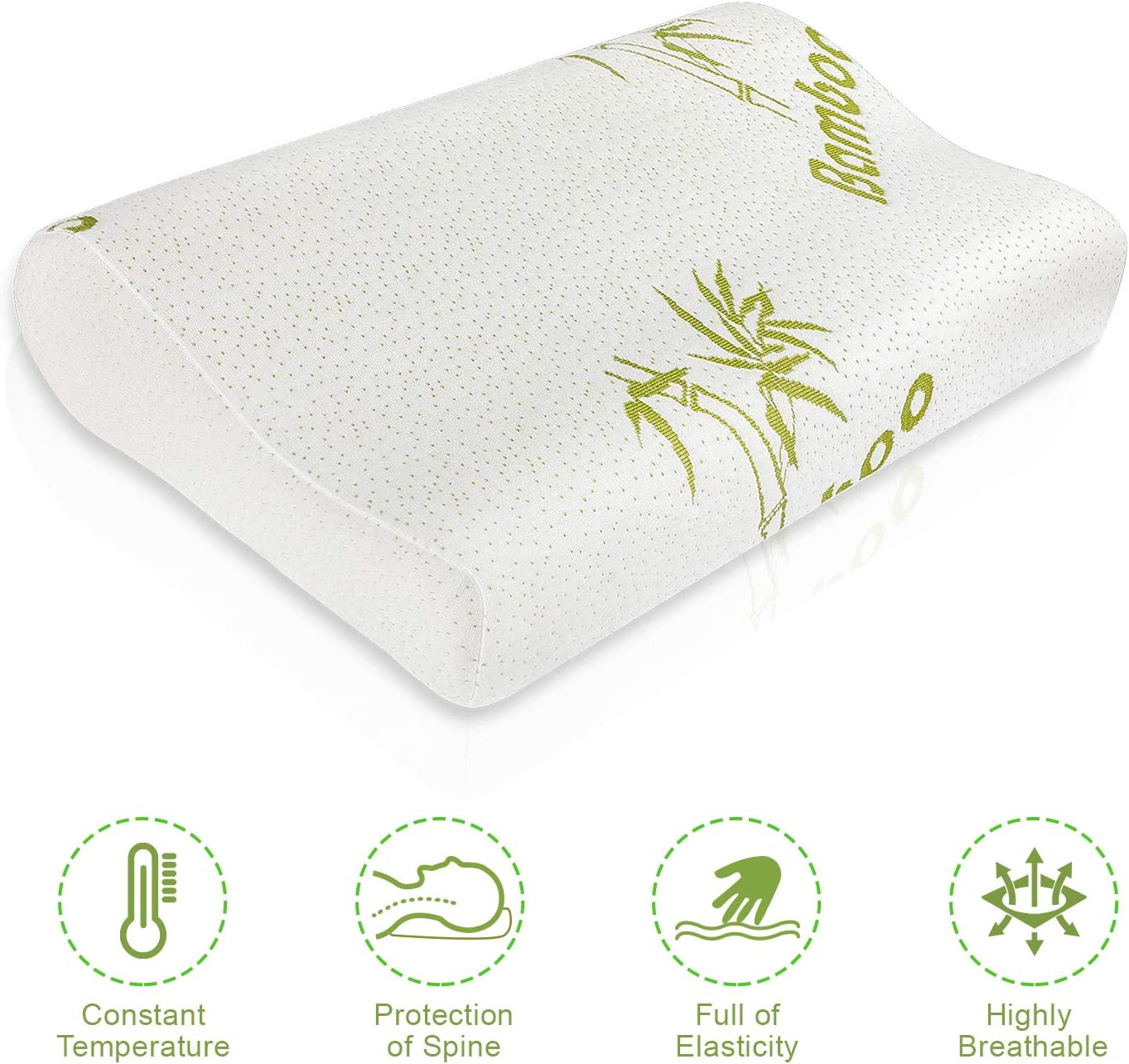 Unicozin Memory Foam Pillow