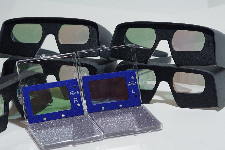 Omega 3D pasivo de Sistema: Amazon.es: Electrónica