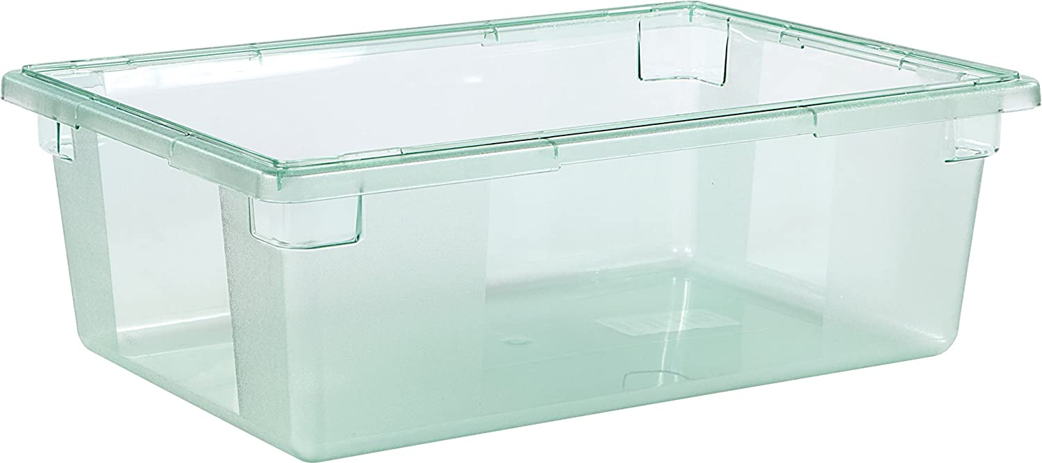 Carlisle 10622C09 StorPlus Color-Coded Food Box Storage Container Only, 12.5 Gallon, 26