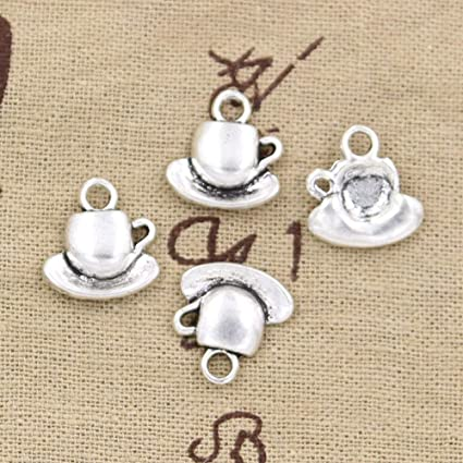 Amazon com: Value-Smart-Toys - 20pcs Charms coffee tea cup and