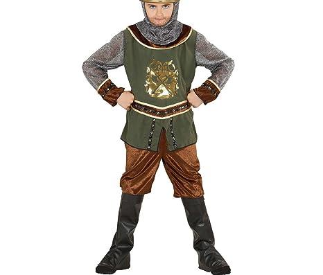 WIDMANN Infantil Vikingo Traje Medium 8-10 años (140 cm) de ...