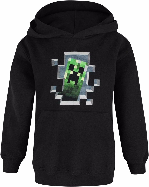 Sudadera Minecraft