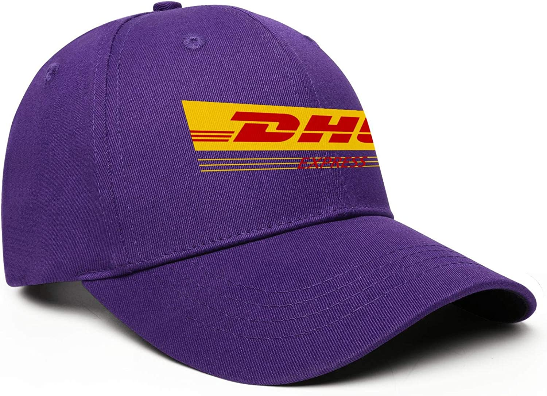 Pidksaskdf Sunscreen Hat DHL-Express-Logo-Symbol Street Dancing Adjustable Unisex Daddy Hat