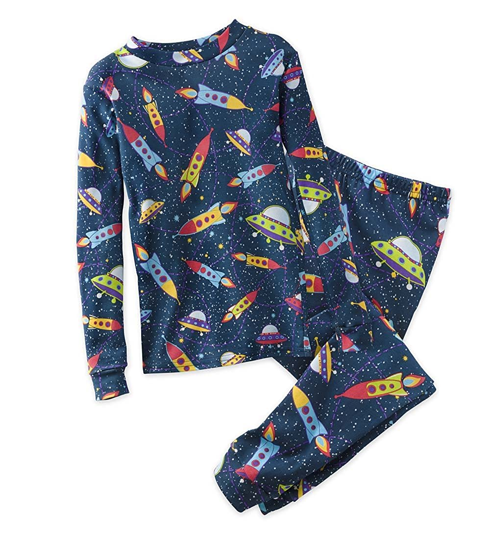 CWDKids Cotton Long Pajamas