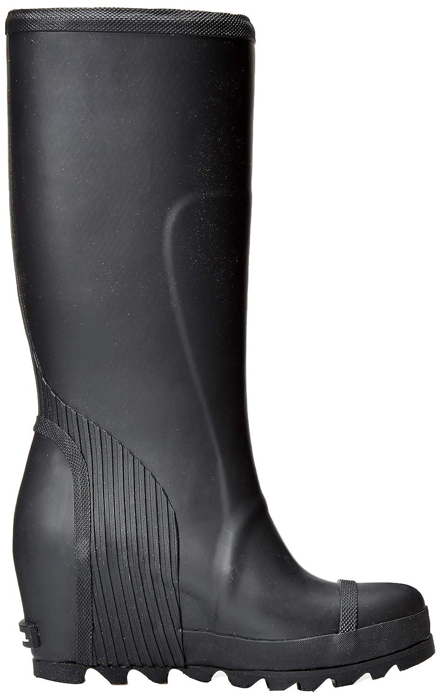 762e59bfdcf9 Sorel - Women s Joan Rain Wedge Tall Felt Rain Boot  Sorel  Amazon.ca  Shoes    Handbags