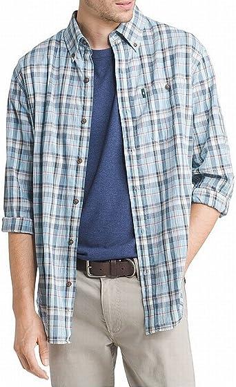 Mens Madawaska Button Up Shirt G.H Bass /& Co