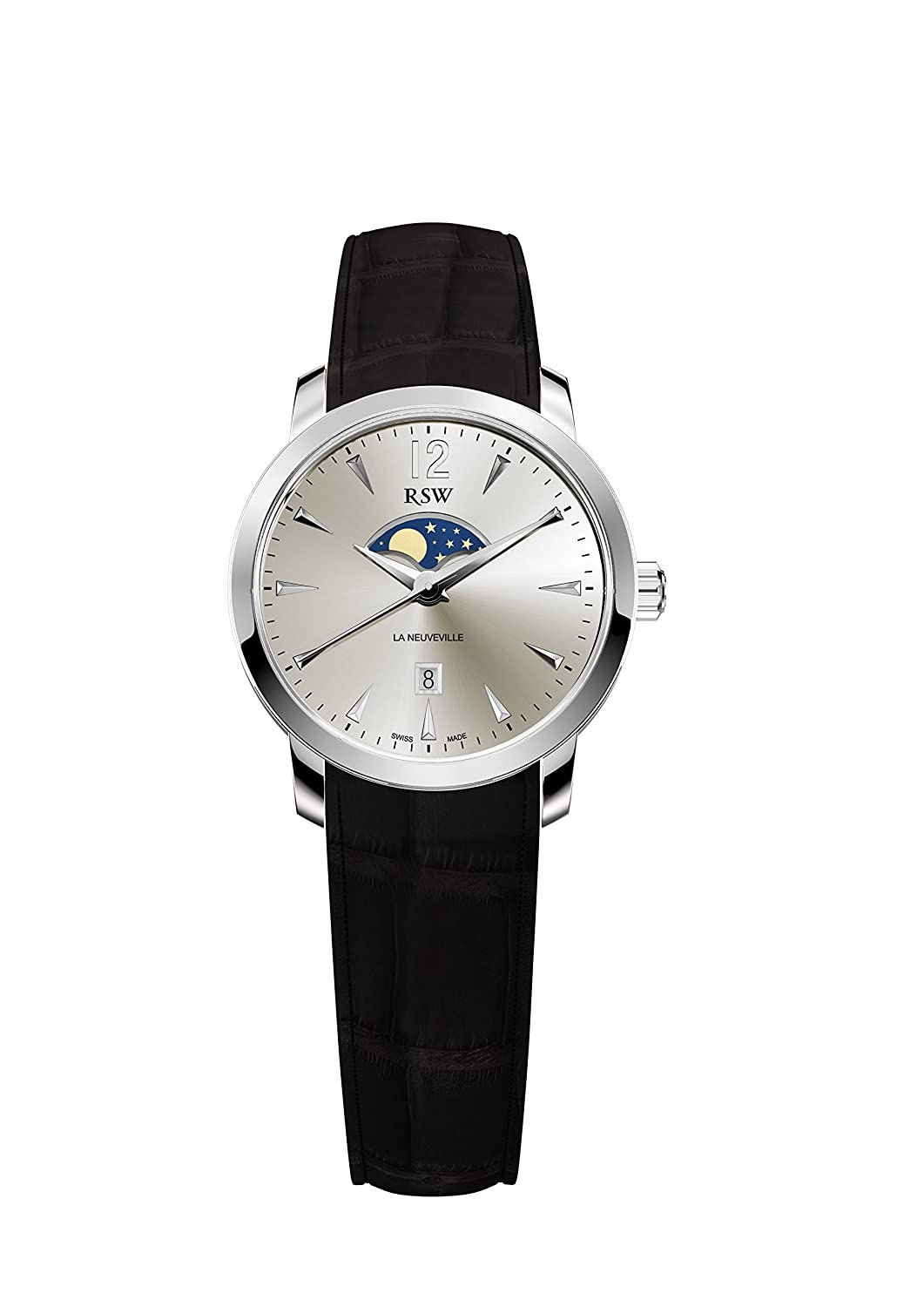 6346. BS. L1.5.00-La Neuveville Moonphase