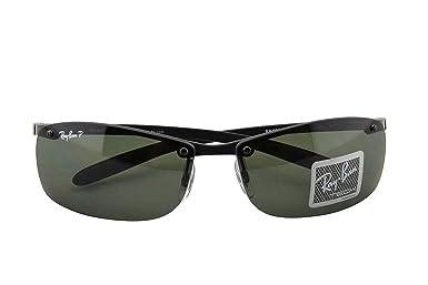 Ray-Ban Gafas de Sol 8305 082/9A Polarized (64 mm) Negro