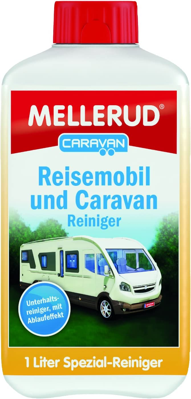 Mellerud 2020017095 Reisemobil Und Caravan Reiniger Auto