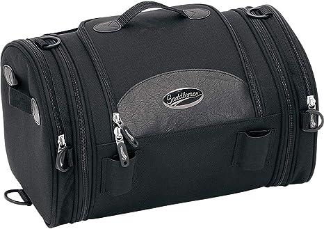 Amazon.com: Saddlemen 3515-0075 Deluxe - Bolsa para rollo de ...