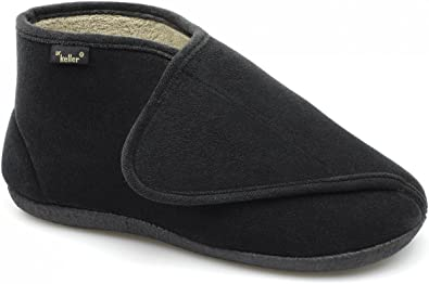 Dr Keller Terry Mens Extra EE Wide Fit