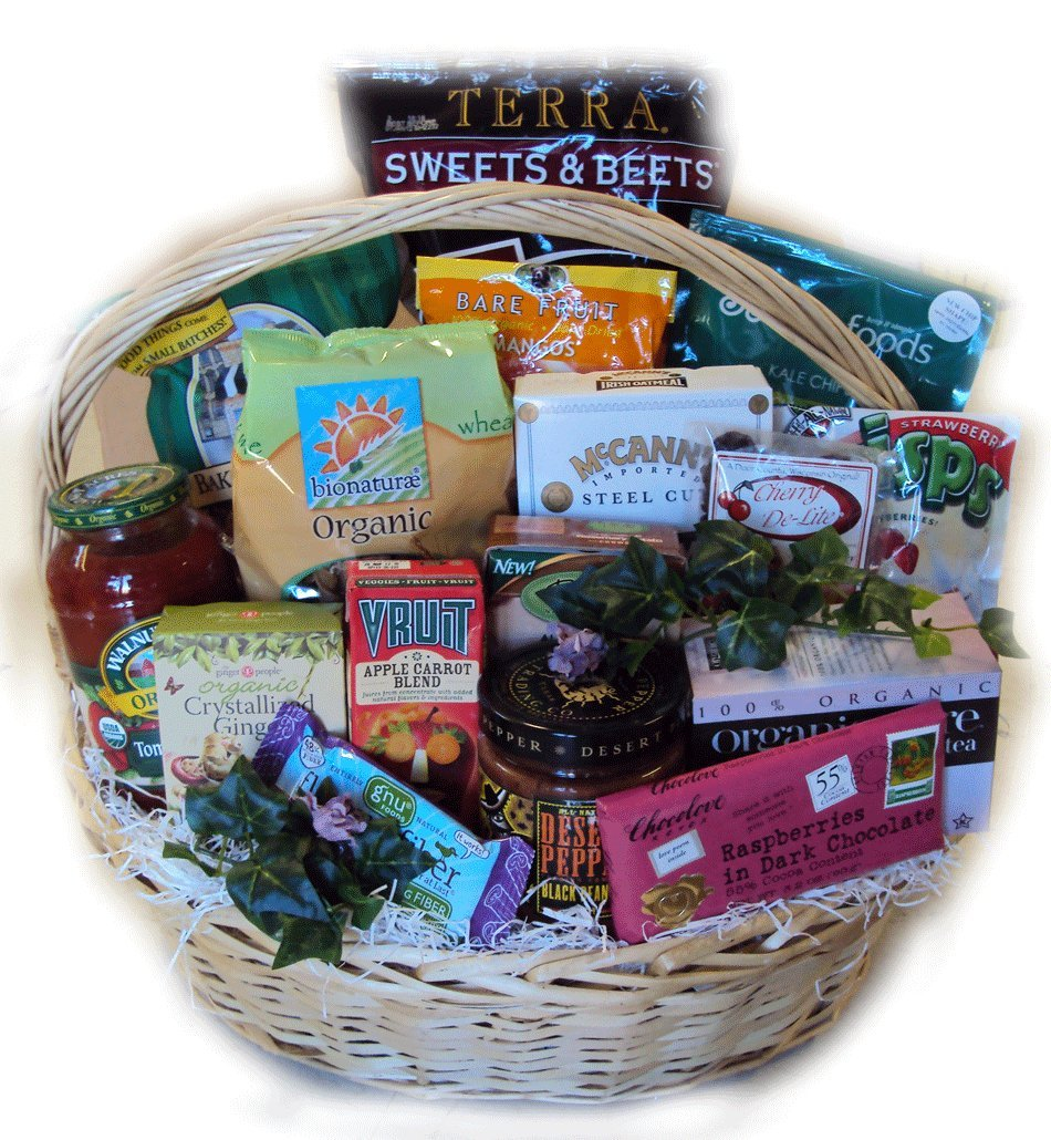 Deluxe Healthy Pregnancy Gift Basket by Well Baskets