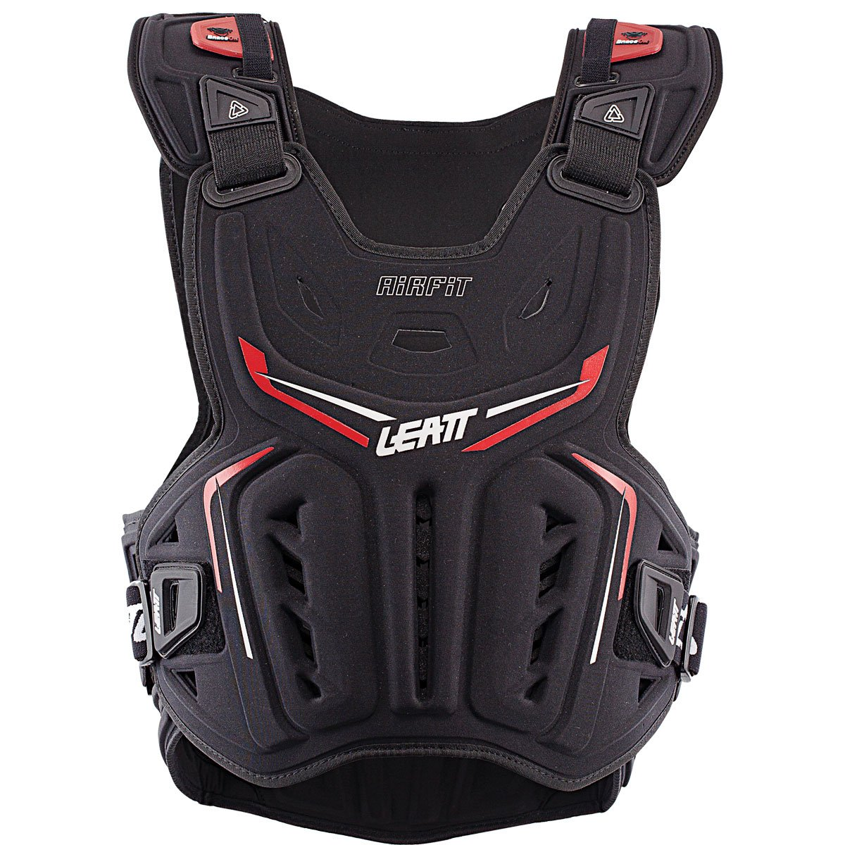 Leatt Black XX-Large Chest Protector,5 Pack