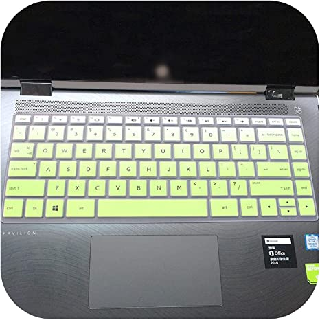 for Hp Pavilion X360 M3 M3 U103Dx 13 U013Tu S128Nr 13.3 Keyboard Protector Film Waterproof Laptop Keyboard Cover Skin Stickers-Black