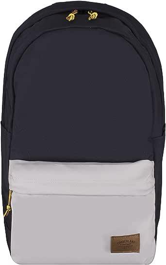 Timberland Unisex Crofton Colorblock Backpack, Black