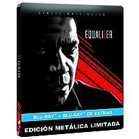 The Equalizer 2 - Edición Limitada Especial Metal (BD + BD Extras) [Blu-ray]