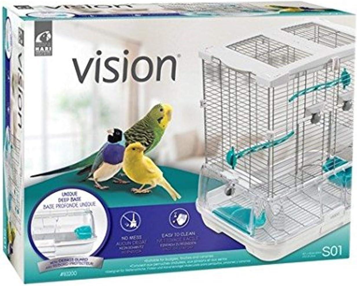 VisionJaula ModeloS01,45,5 x 35,5 x 51cm