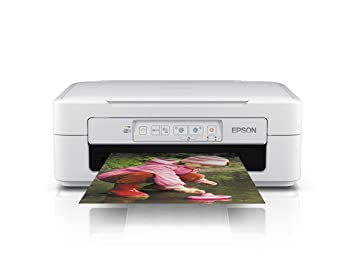 Epson Expression Home XP-247 Print/Scan/Copy All-in-One Inkjet Printer -  White