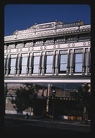 8 x 12 Photo of Opera house, Petaluma, California 2003 Margolies, John 19a