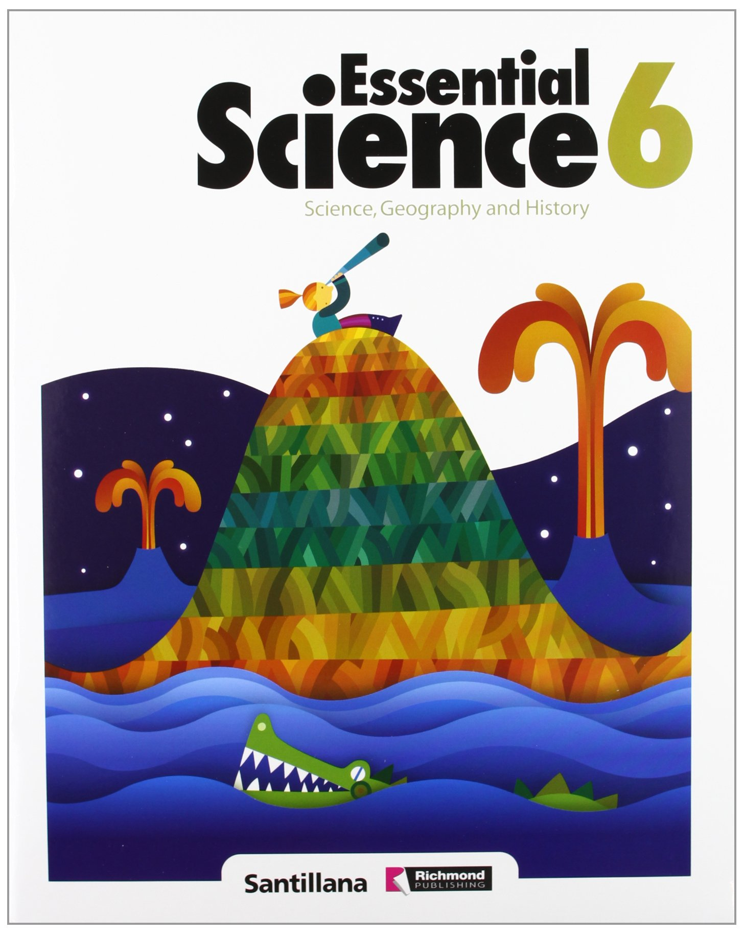 Read Online Essential Science 6 Student's Book Pack pdf epub