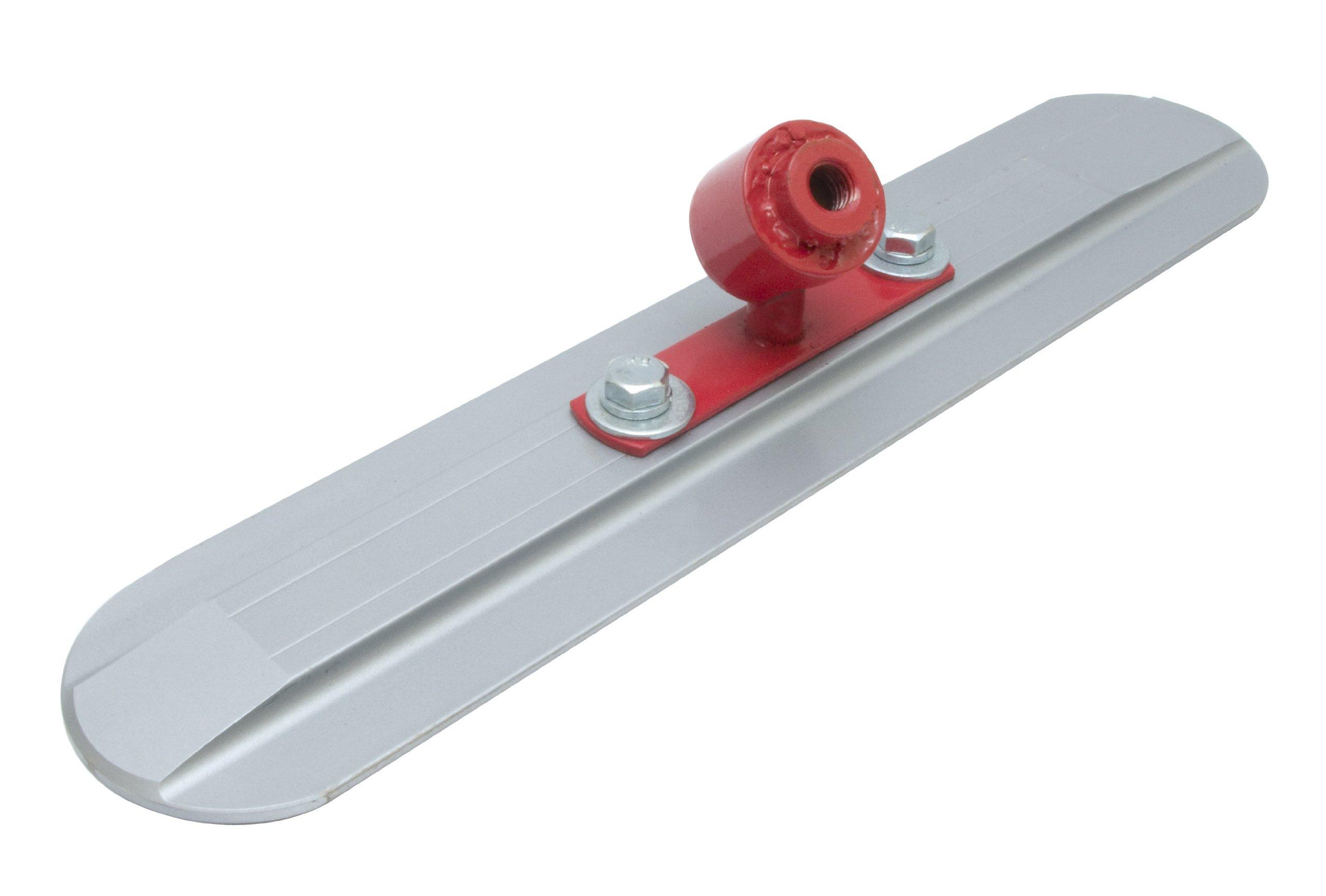 QLT By MARSHALLTOWN RED700229 36-Inch by 3-1/2-Inch Mini Sidewalk Slicker Float