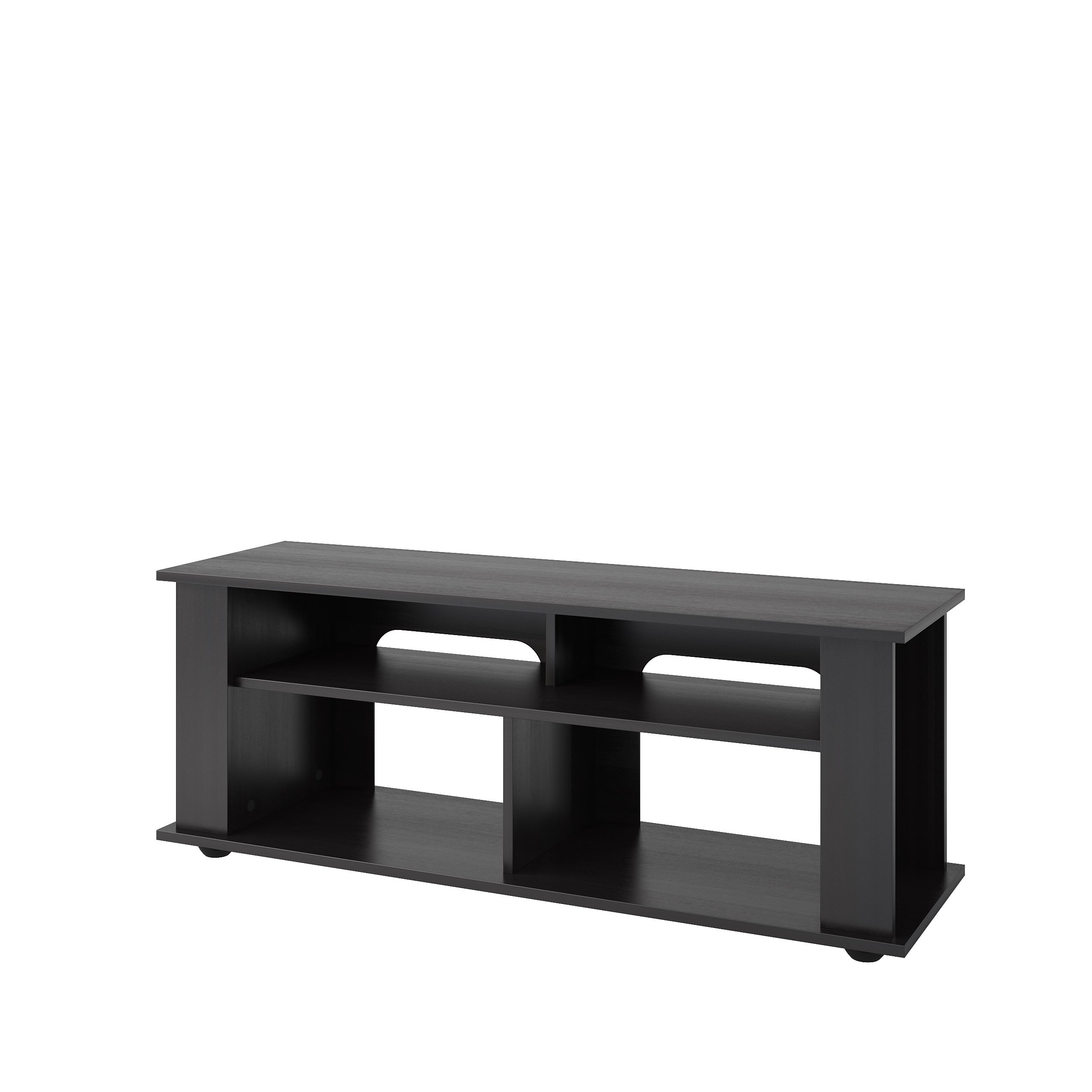 CorLiving TBF-604-B Bakersfield Ravenwood TV/Component Stand, Black by CorLiving (Image #4)