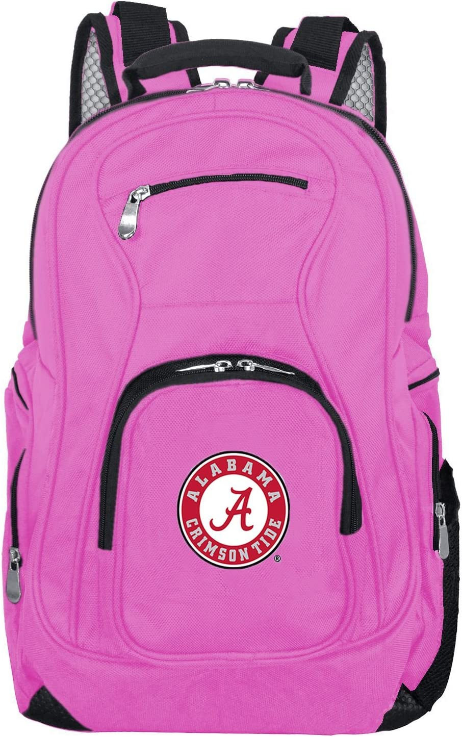 NCAA Laptop Backpack, 19-inches, Pink