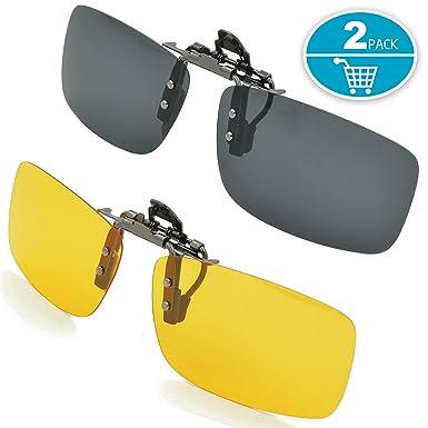 74881bed5f Clip-on Sunglasses