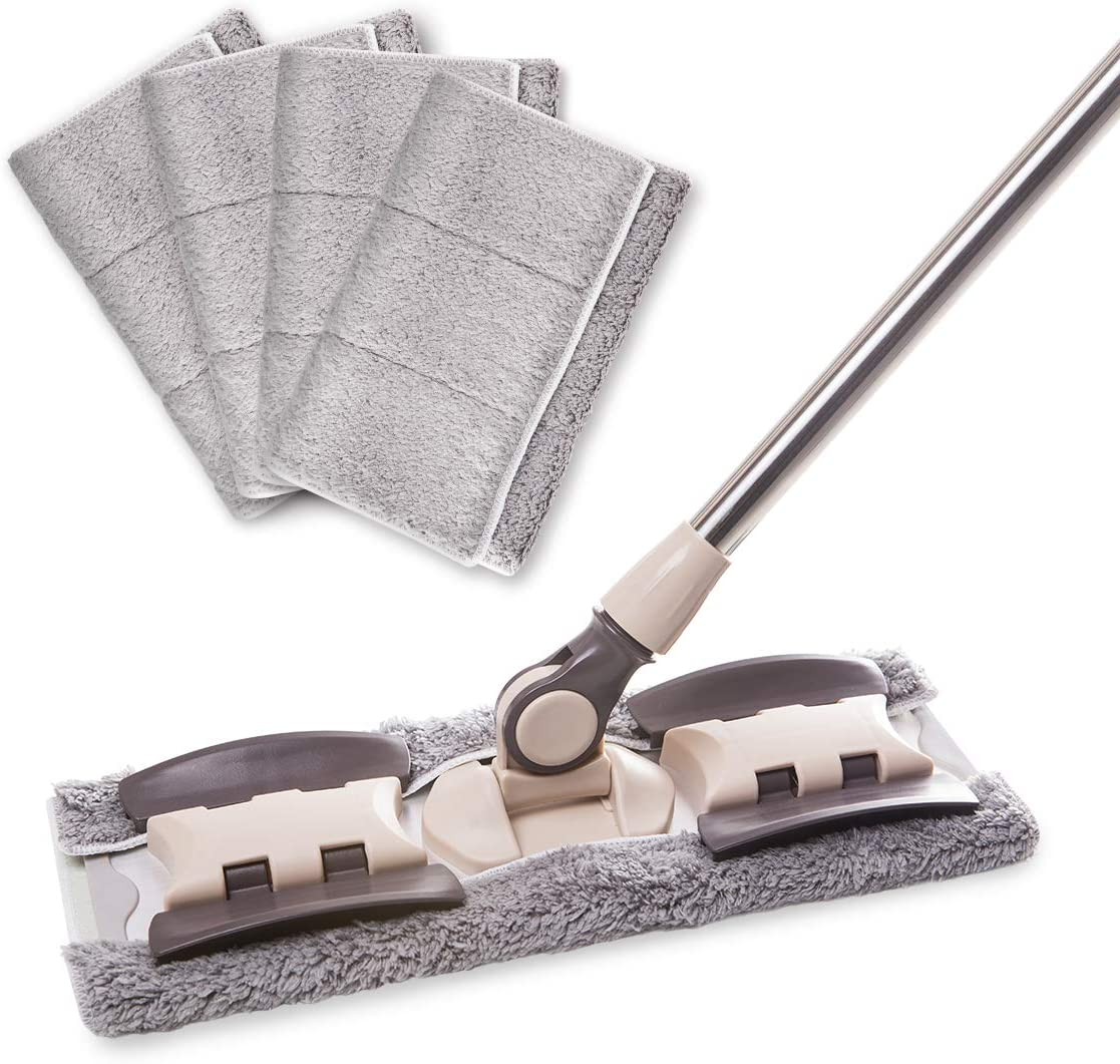 10 Best Mop For Vinyl Floors Reviews And Buyer S Guide In