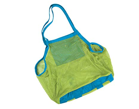 56fef95a16 Grand sac de plage en maille anti-sable pour les jouets de CCINEE®