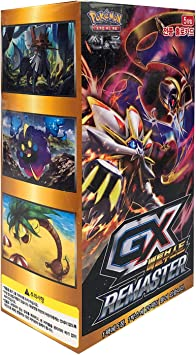 Pokemon Cartas Sun & Moon High Class Hologram Cards Pack Caja 30 ...