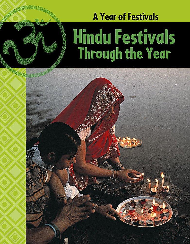 Hindu Festivals Through the Year (A Year of Festivals) pdf epub