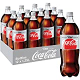 Coca-Cola Diet Soft Drink, 12 x 1.25 l