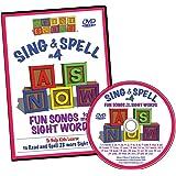 Sing & Spell the Sight Words - Volume 4 DVD
