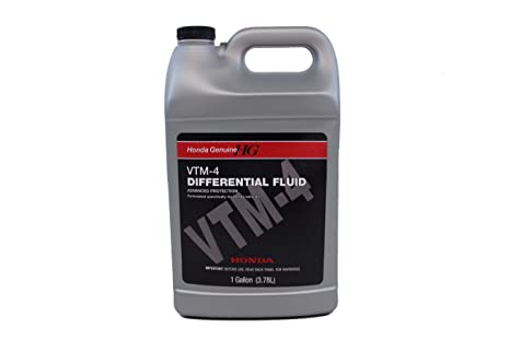 Genuine Honda Fluid 08200-9003 VTM-4 Differential Fluid - 1 Gallon Bottle