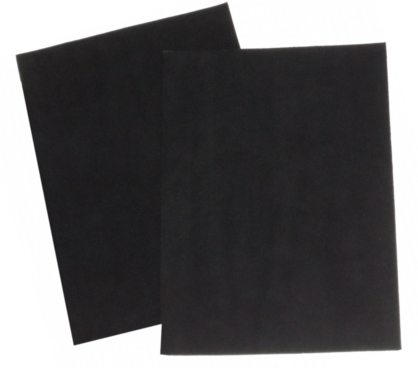 """Premium Quality Suede Sheets 8.5""""x12"""" with Super-Strong self-Adhesive Backing. Ideal for Making Peel-and-Stick (self-Stick, Stick-on) Soles for Dance Shoes, [SUEDE-DIY-r01]."""