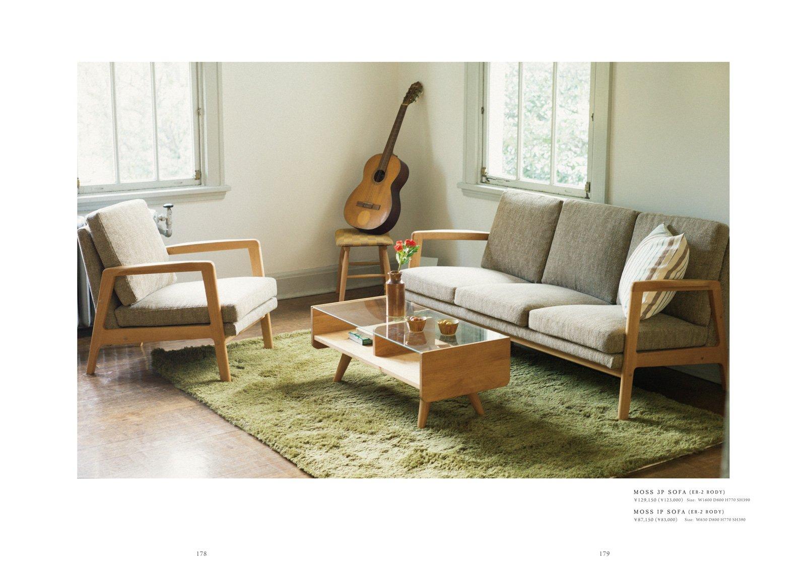 NATURAL &CHIC 「モモナチュラルの家具&ソファブック」 (Momo ...