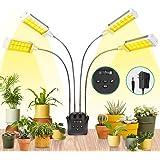 Grow Light, Briignite Grow Lights for Indoor Plants, Full Spectrum Grow Light, Dimmable Plant Grow Light, Sun Lamp for Plants