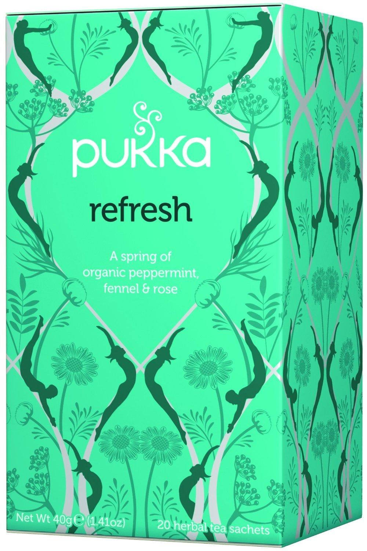 Pukka Refresh 20 per pack Pukka Teas