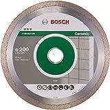 Bosch 2608602636 Disque à tronçonner diamanté best for ceramic 200 x 25,40 x 2,2 x 10 mm