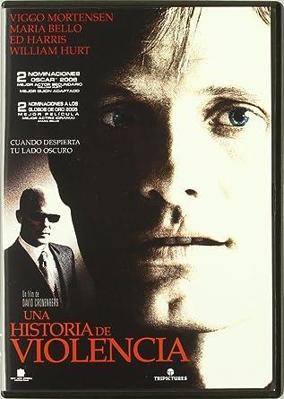 Una Historia De Violencia [DVD]: Amazon.es: Viggo Mortensen ...