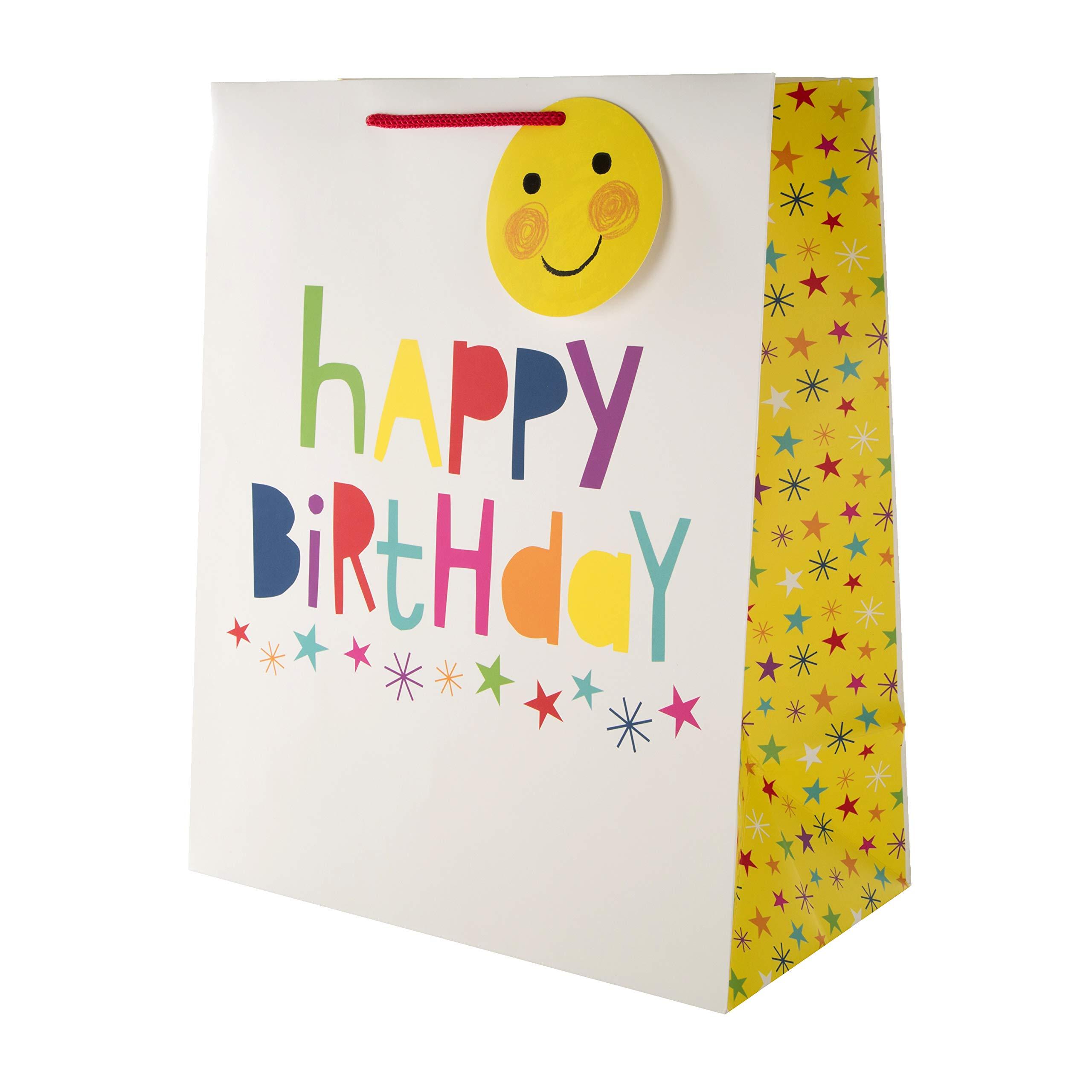 Large Gift Bag from Hallmark - Happy Birthday Design